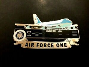RARE U.S.SECRET SERVICE PRESIDENTIAL PLANE AIR FORCE ONE NUMBER108CHALLENGE COIN