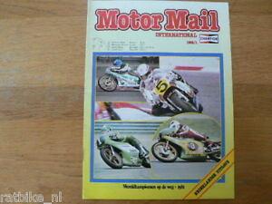 CHAMPION MOTOR MAIL 1-82,MITSUBISHI,BMW,VLIEGTUIGEN