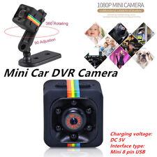 Mini Car Spy Hidden DVR Camera HD Camcorder Wide Vision 1080P  Recorder System
