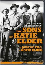 THE SONS OF KATIE ELDER (JOHN WAYNE, DEAN MARTIN) *NEW DVD*