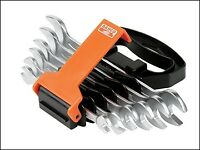 Bahco Double Open Ended Spanner Set of 6 S10/SH6 Metric 8 to19mm BAHDOESET6