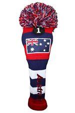 Majek Golf - Australia #1 Limited Edition Patriotic Driver Head Cover Fits 460cc
