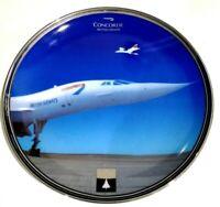 British Airways Concorde Supersonic Excellence 2003 Davenport Collectors Plate