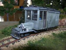 ON30 .RAIL TRUCK CONVERSION KIT, FREIGHT CAB ,FITS BACHMANN RAIL TRUCK