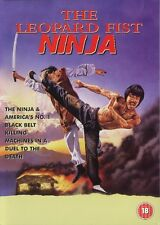 The Leopard Fist Ninja (DVD, 1982, 1Disc) 0/All Regions*****NEW & SEALED*****