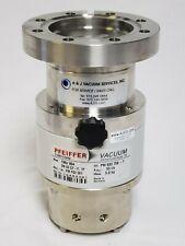 Pfeiffer Turbomolecular Pump TMU-064 Turbo Vacuum