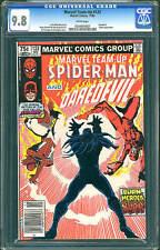 Marvel Team-Up #123 CGC 9.8 Spider-Man Daredevil! E6 307 cm