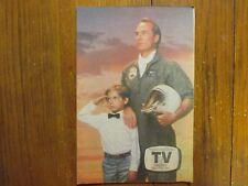 Aug-1984 Ann Arbor(Mich)News TV Maga(CRAIG T. NELSON/CALL TO GLORY/GABRIEL DAMON