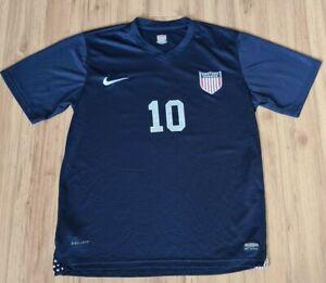 Nike USA US Men's Soccer Futbol USMNT Jersey Landon Donovan #10 Size XL Dri-Fit