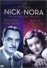 ALIAS NICK AND NORA (DVD)