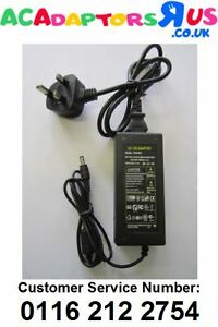 Replacement for 24V DC 2000mA AC/DC Adapter Adaptert ZOMEI-1801 for Ring Light