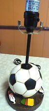 """Soccer Ball Desk/Table Lamp - 18"""" Tall"""