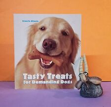 GR Gillespie: Tasty Treats For Demanding Dogs/dogs/pets/food recipes/animal care