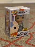 Funko POP! Avatar The Last Air Bender Aang on Airscooter Hot Topic Exclusive