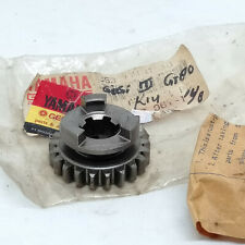 YAMAHA GT80 DT80 PINION GEAR TRANSMISSION 21T NOS GENUINE