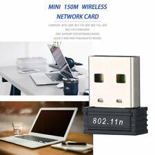 Mini Dongle Wireless USB WiFi WLAN  Network LAN Card Adapter 802.11n/g/b 150Mbps