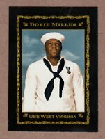 Dorie Miller, US Navy WW2 black hero of Pearl Harbor & USS Indianapolis, NM cond