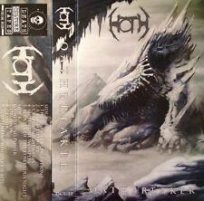 HOTH - Oathbreaker CASSETTE TAPE + STICKER - Great Album - Black Metal