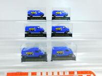 BX239-0,5# 6x AWM/AMW 1:87/H0 Volkswagen/VW T4 Marinekameradschaft, NEUW+OVP