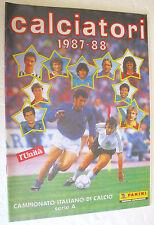 CALCIATORI 1987-1988 - ALBUM PANINI RISTAMPA L'UNITA'