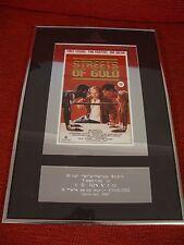 Rare British Videogram Association Silver Performance Award Streets of Gold