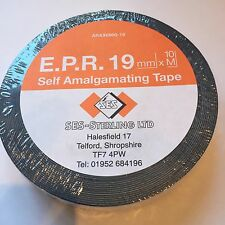 Self Amalgamating Tape Repair Rubber Waterproof Sealing Insulation 19mm x 10m