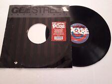 LP 9> Disco Vinile 12'' Outlaw Posse / Lyrical messiah the original dope