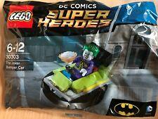 LEGO: POLYBAG: DC SUPER HEROES: THE JOKER BUMPER CAR- SET 30303