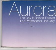 (EX222) Aurora, The Day It Rained Forever - 2002 DJ CD