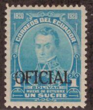 Ecuador,Oficial,Scott#O155,1S,MH