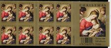 US Scott #4424a, Plate #P1111 Booklet Pane 2009 Christmas 44c VF MNH