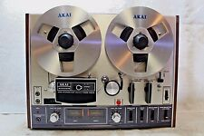 AKAI 4000DS REEL-TO-REEL TAPE DECK - EXCELLENT !!!