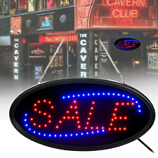 Ultra Bright Open Sign Neon Led Light Flash Business Ad Board Animated Motion