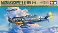 Tamiya 61117 - 1/48 WWII Dt. Messerschmitt Bf109 G-6 - Neu