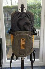 Camelbak LOBO 3L Hydration Pack Backpack Rucksack - Grey/Khaki/Orange
