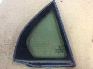 Right Rear Door Vent Quarter Window Glass Fits 2003 - 2011 SAAB 9-3 SEDAN