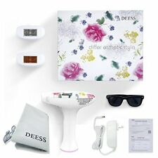 DEESS Hair Removal Beauty Kit iLight 2, 3 in 1 Speed-Up Version Home Use