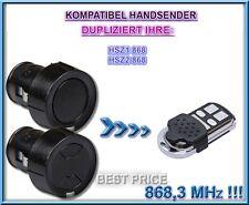Hörmann HSZ1, HSZ2 868,3MHz kompatibel handsender, Klone. NOT MADE BY Hörmann