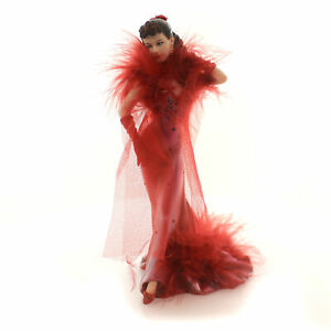 Licensed SCARLETT O'HARA Polyresin Gone With The Wind 4040906