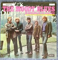 "THE MOODY BLUES⚠️Unplayed⚠️ 1969-12"" -On Boulevard de la Madeleine-LPD 256Y345-B"
