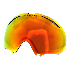 Oakley Ski Snow Goggles Replacement Lens A Frame 2.0 59-686 Fire Iridium