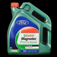 CASTROL MAGNATEC PROFESSIONAL a5 5w-30 5l-per Ford-wss-m2c913-d e 913-c