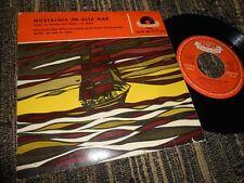 """NOSTALGIA EN ALTA MAR FREDDY+LOS DOMINOS+HORST WENDE /+4 7"""" 45 EP 1958 SPAIN"""