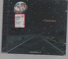 LUCIO DALLA CANZONI CD FUORI CATALOGO MADE IN ITALY SIGILLATO!!!