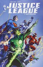 Justice League tome 1 Aux Origines (Geoff Johns)