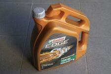 5 Liter Castrol EDGE SAE 10-W60 NEU Supercar FST BMW M3 M5 M6 Z8 RS
