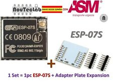 ESP-07S ESP8266 serial WiFi model Authenticity Guaranteed (ESP-07 Updated)