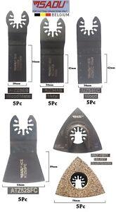 25Pcs Oscillating Multi Tool Saw Blade For Fein Bosch Multimaster Makita Bosch