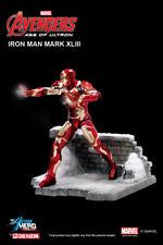 Dragon #38144 1/9 Avengers: Age of Ultron - Iron Man Mark XLIII