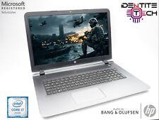 "Cheap Gaming Laptop PC HP 17.3""  Intel Core i7 6GB Ram 750GB HDD Windows 10"